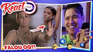 React Miley Cyrus Analisa: God Is A Woman | Diogo Paródias