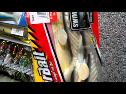 All of my bass fishing gear, in-depth, showing ALL tackle- - -TONS OF TACKLE!