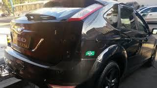 Automottive        &       Catão Automóveis - Focus Hatch GLX 1.6 16V (Flex) - 2013