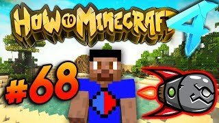 MISSILE WARS EVENT! - HOW TO MINECRAFT S4 #68