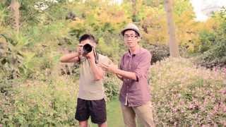 Tư thế và cách cầm máy ảnh