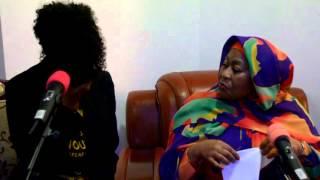 Makamu wa Rais Mama Samia Suluhu amfuta machozi Millen Magese mapambano dhidi ya Endometriosis