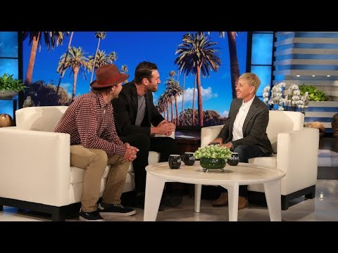 Ellen Meets Inspiring Shelter Dog Adoption Duo