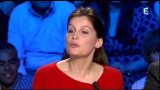 Laetitia Casta & Yvan Attal On n'est pas couché 29 Septembre 2012 #ONPC