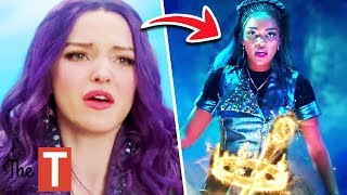 The Real Reason The Villain Kids Turn To Stone In Descendants 3
