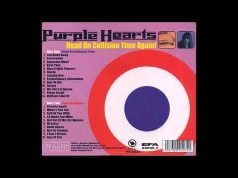 Watch Purple Hearts Live 1984