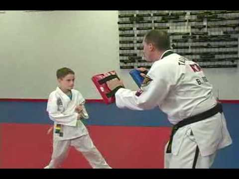 Tae Kwon Do Training for Youth sports Image 1