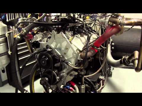 1000 hp Twin Turbo Engine Dyno - Josh Daniel