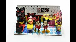 mickey mouse house SpongeBob SquarePants video animation and discovery egg