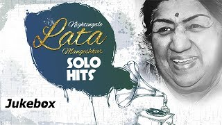 Nightingale Lata Mangeshkar Solo Hits | Top 30 Songs | Evergreen Hindi Songs {HD}