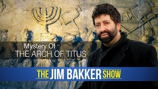 Video: Roman 'Arch of Titus'  celebrates destruction of Jewish Temple in  70 AD - Jonathan Cahn