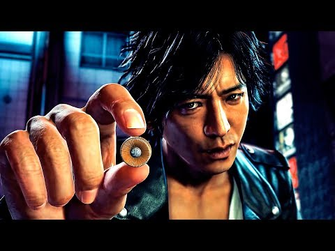 JUDGMENT Trailer (2019) PS4 MP3