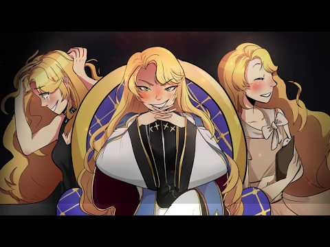 Rika Mystic Messenger ~Speedpaint