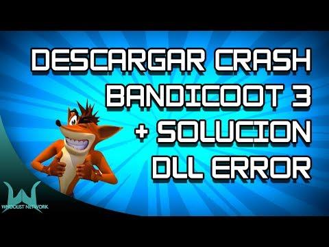 Descargar Crash Bandicoot 3 + Solucion
