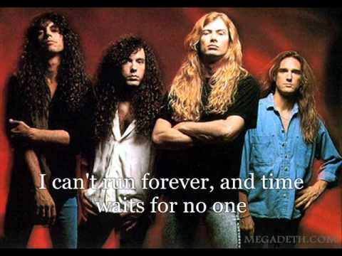 Megadeth - Time The Beginning