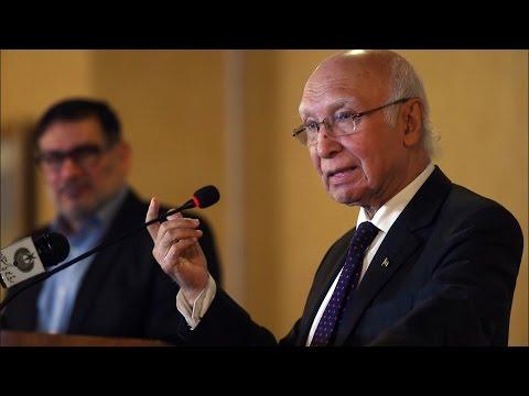 Effort To Revive Afghanistan Peace Talks Begins In Pakistan