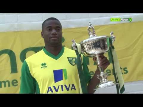 2013 Norwich City Player of the Season Sebastien Bassong