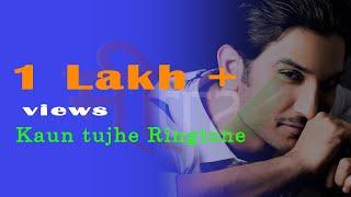 download lagu Ms Dhoni - Kaun Tujhe Ringtone gratis