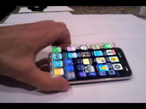 3D Iphone!!!! Virtual Display!!
