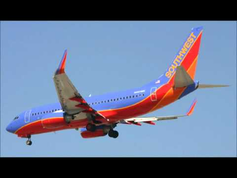 Epic fail - WARNING! UNCENSORED! Southwest Airlines Pilot Open Mic Broadcasts To ATC (Epic fail)