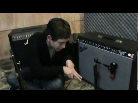 Estudio de Grabacion - Studio09 - Produccion, Grabacion de Guitarras