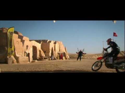 Дуэль в Тунисе - езда по пустыне