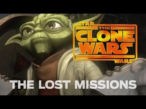 Star Wars: The Clone Wars - The Lost Missions -