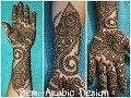 Semi Arabic Design