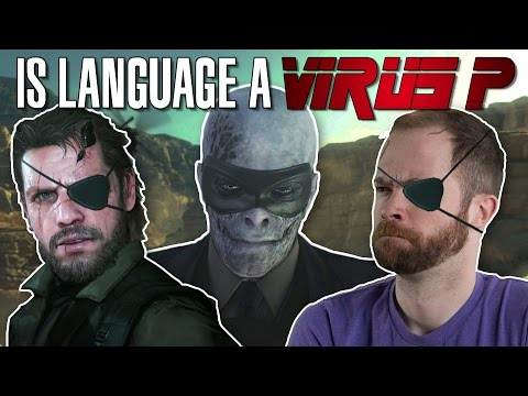 "Is Language a Virus? Starring Punished ""Venom"" Snake 