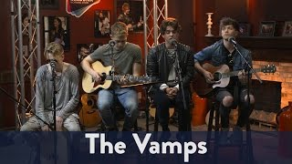 """The Vamps Perform """"All Night"""""""