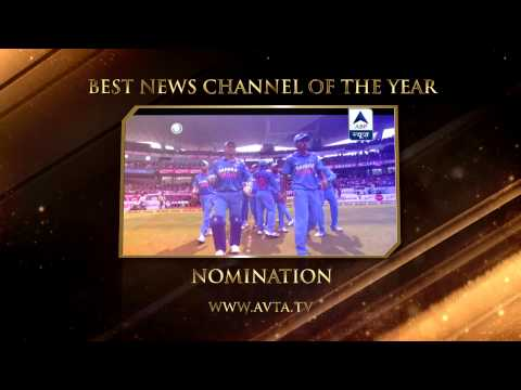 NOMINEE - AVTA2015 - ABP NEWS