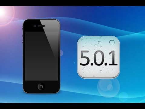NEW Jailbreak 5.0.1 / 5.1 Semi Untethered - iPhone 4/3GS, iPod Touch and iPad Music Videos