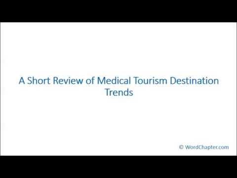 A Short Review of Medical Tourism Destination Trends