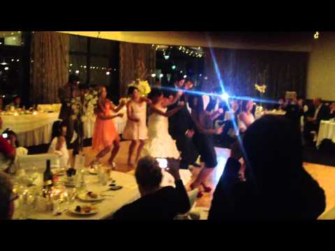 Beyonce - Let's Move Wedding Flash Mob Dance video