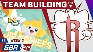 GBA S9W2 USUM Ubers Teambuilder vs. The Houston Team Rockets w/ Jolt! [RandyHLD]