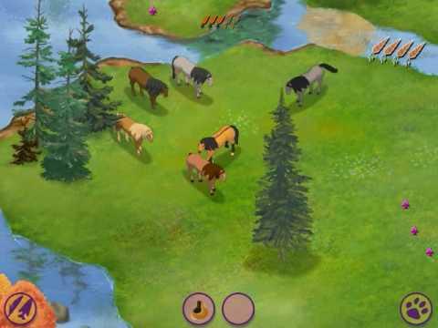Wild Horses Игра