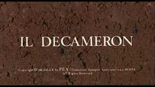 The Decameron (1971) - Official Trailer