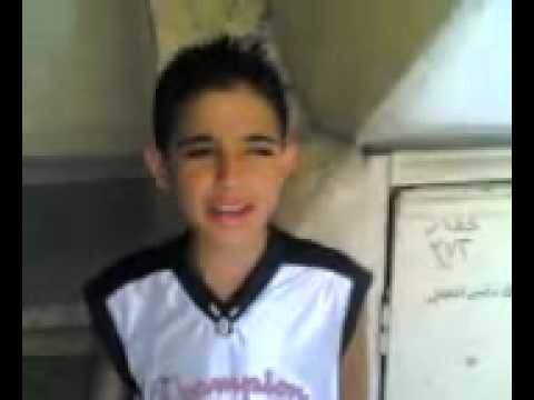 talent  chanson enfant  Yemen موهبة غناء رائعة لطفل يمني