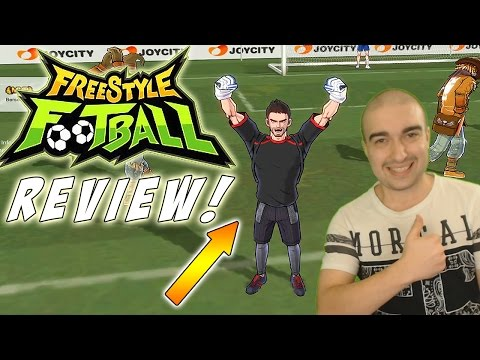 FreeStyle Football Gameplay Review - NEW FREE SOCCER MMO!