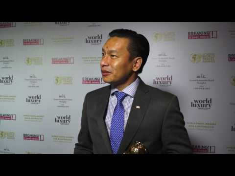 Tan Tze Shang, managing director, The Ascott Limited, China