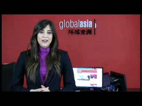 Informativos Global Asia TV 10/05/2011