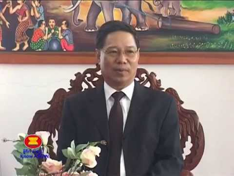 KNOW ASEAN Laos Program 30/8/2014-1