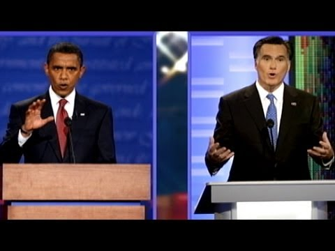2012 Election Debates: President Obama, Mitt Romney Countdown to Confrontation