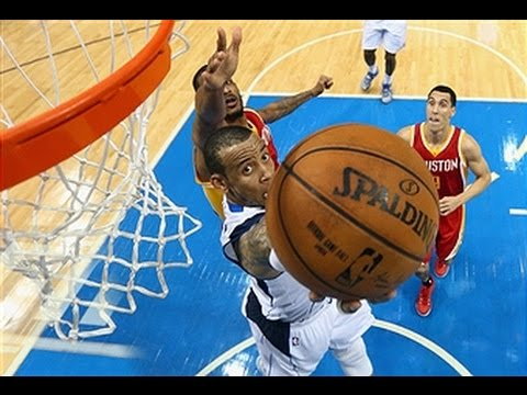 Monta Ellis' 31 Points Helps Mavs Stay Alive in Game 4