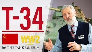Tank Chats #68 T-34