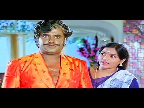 Rajinikanth Action Movies # Netrikkan Full Movie # Tamil Super Hit Movies # Tamil Comedy Movies