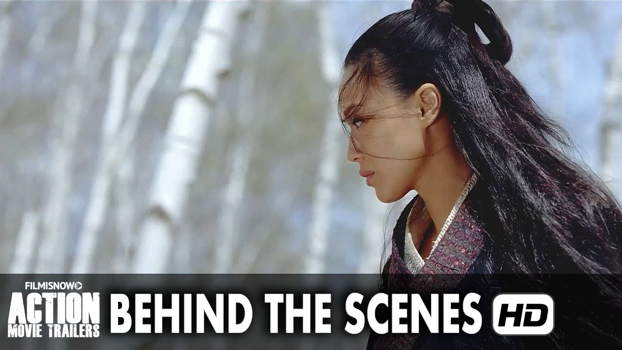THE ASSASSIN Behind the Scenes 'Fight Scenes' - Hou Hsiao-hsien Movie [HD]
