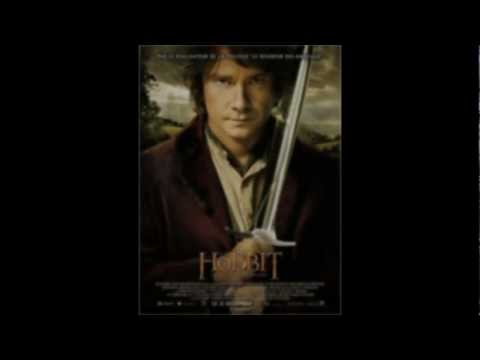 The Hobbit An Unexpected Journey Soundrack TRAILER 2 [OFFICIAL]