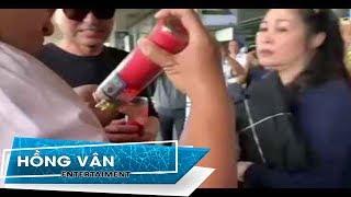 NSND Hồng Vân và Cs Leon đang đưa Anh Vũ từ phi trường về chùa Ấn Quang (Sẽ cập nhật liên tục)