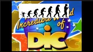 DiC Entertainment Logo Evolution (1983 - 2008)
